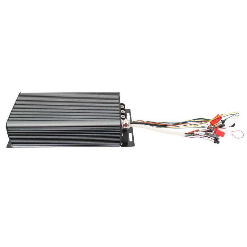 48V-72V 80A Sine Wave Intelligent Controller  2400W-4000W for eBike Electric Bike  factory outlet
