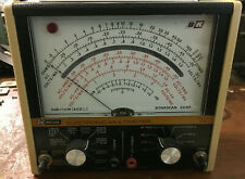 Bampk Precision Dynascan Corp Multimeter Model 290 With Dynascan Pr 21 Probe As Is