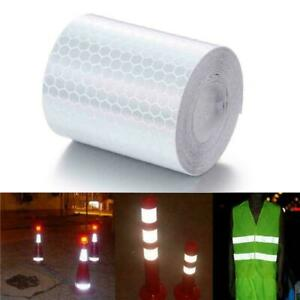 Caution-Reflective-Tape-Safety-Warning-Tape-Sticker-adhesive-I6L5-tape-C2B6