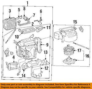 A//C Evaporator Core fits Lexus ES300 Toyota Avalon Camry Celica 4Runner Tundra