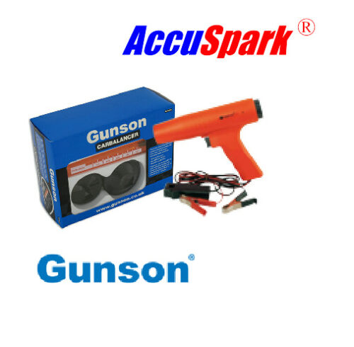 Gunson Carbalancer Pour MG Accuspark H8000 Timing Light