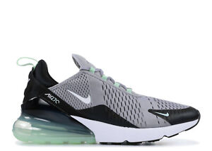 2019 Nike Air Max 270 shoes in Atmosphere Grey Mint Green