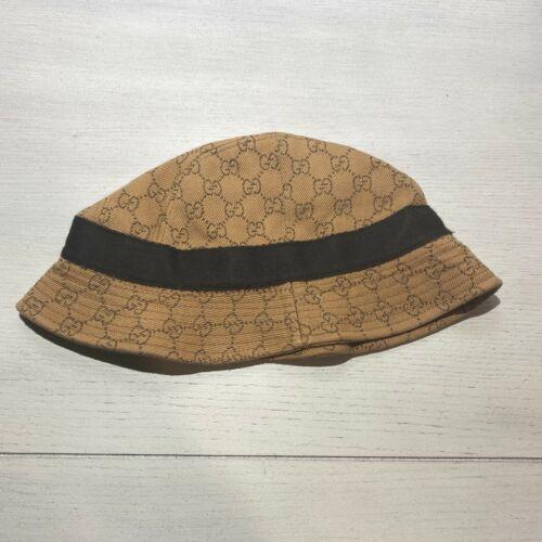 Vintage Gucci Bucket Hat (SMALL)