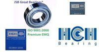 (50) 608-2z Bearing Emq Premium Bearings 608 Zz Abec3/c3 608z Skateboard Hch
