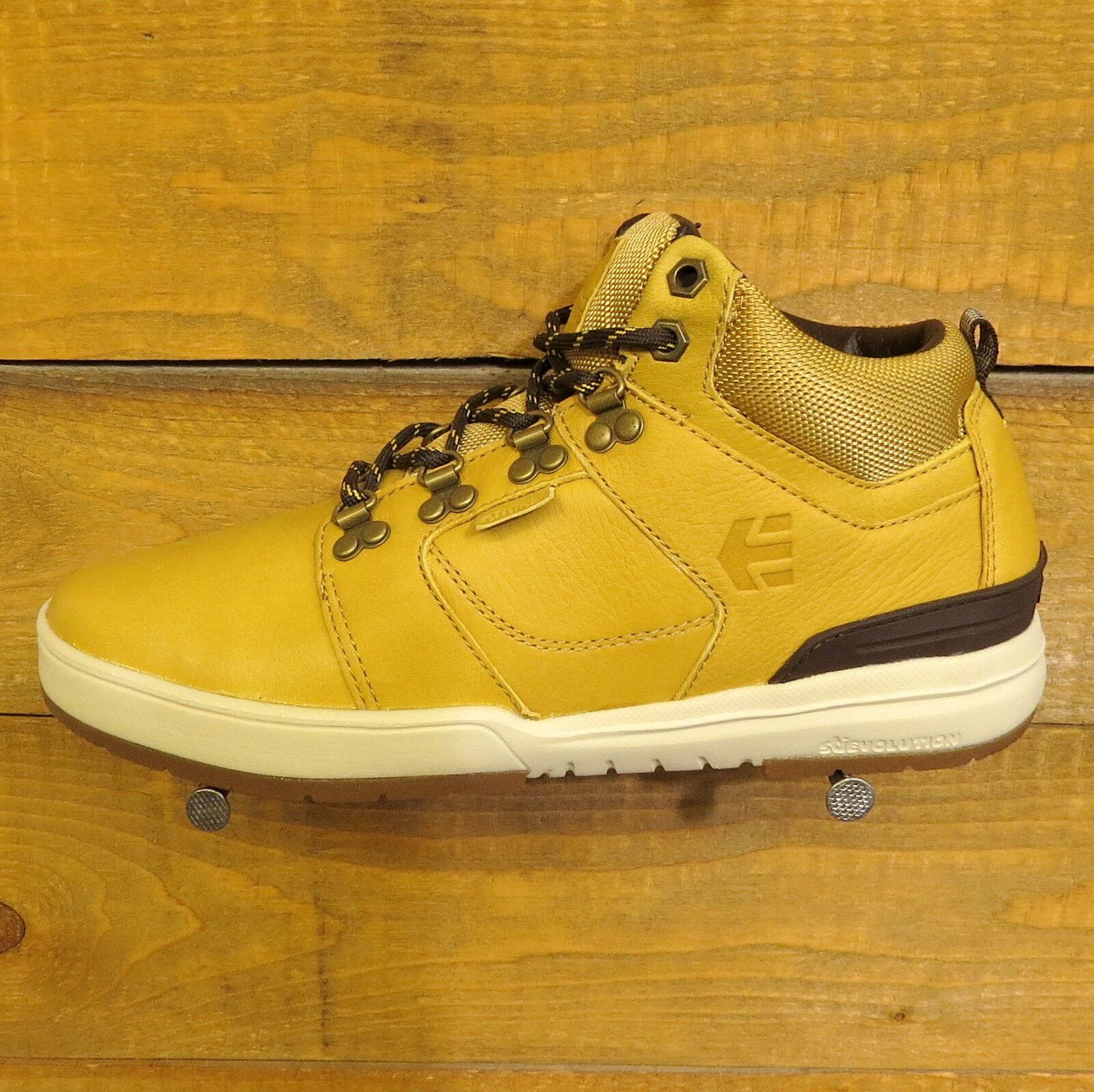 Etnies high rise ODB LX zapatos caballero zapatillas marrón 4101000408-200 - forro