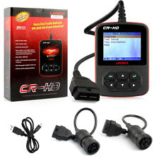 LAUNCH CR-HD Auto Heavy Duty Truck OBD2 Code Reader Scanner For J1939 J1780 US