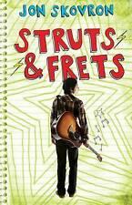 Struts and Frets,Jon Skovron,Excellent Book mon0000053093