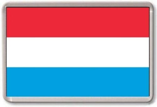 Große Jumbo I bis M Weltflaggen Verschiedene Kühlschrank-magnet