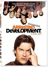 Brand New DVD Arrested Development: Season One Jason Bateman Portia de Rossi