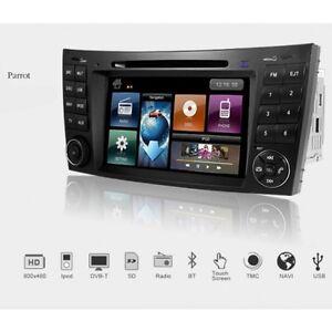 Details about Multimedia GPS for Mercedes E-Class W211, CLS W219 Dynavin  Dvn-Mbe
