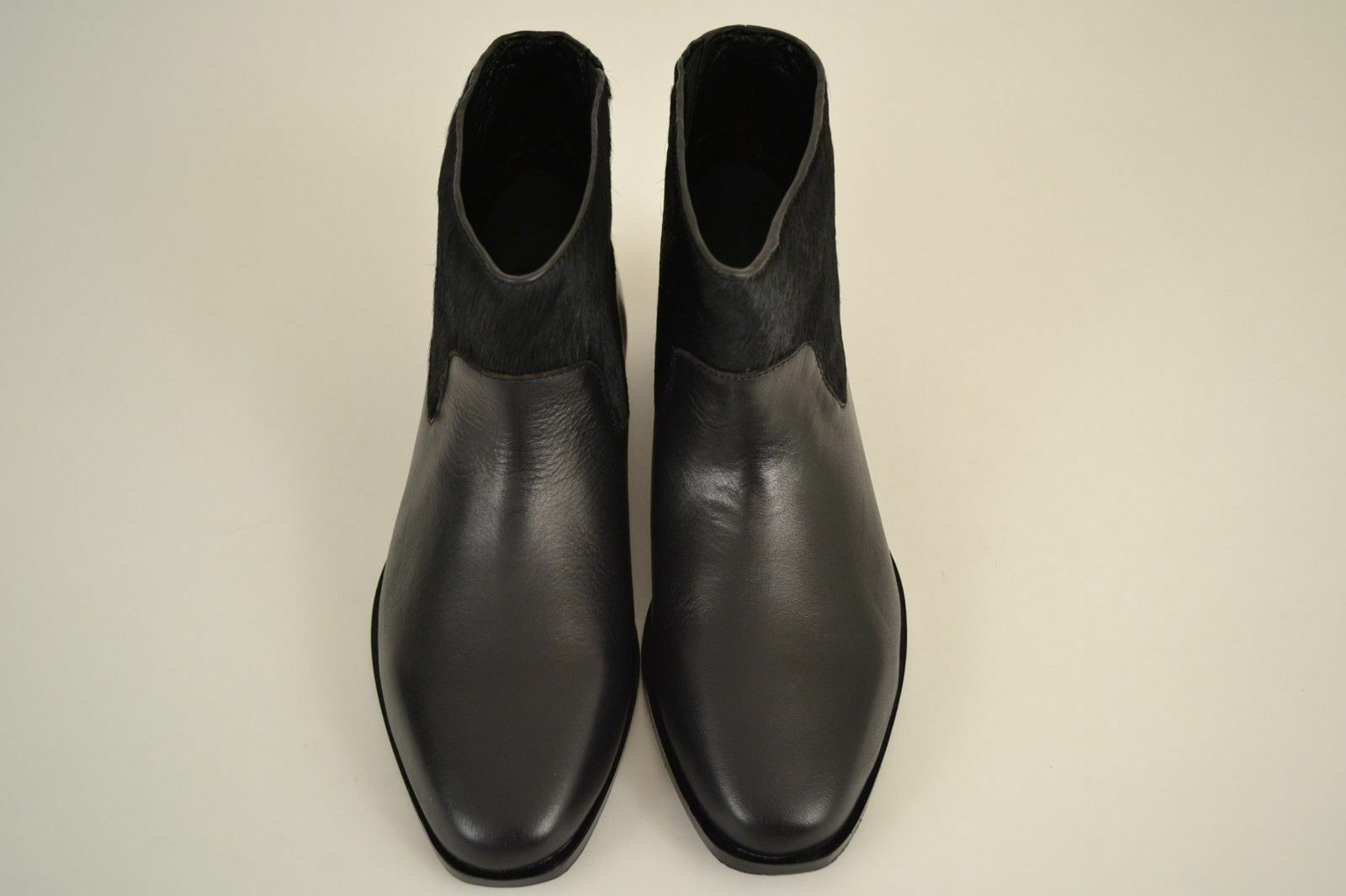 Saint & Libertine Damens Schuhes Trinket Blk Vachetta Pony Hair 7.5