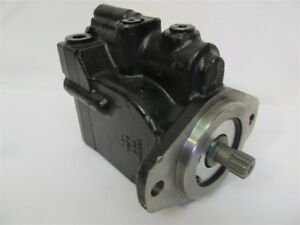JLG 3160348 / Sauer-Danfoss 80001603, LV35E, L Frame, Variable Hydraulic Motor