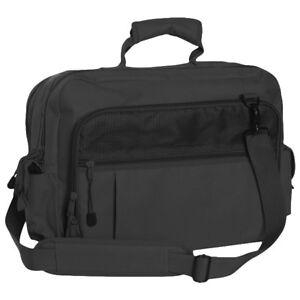 Image Is Loading Pilot Bag Aviator Doent Padded Messenger Police Backpack