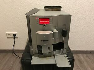 bosch verobar 100 tes70151de silber 9 tassen kaffeemaschine 4242002618975 ebay. Black Bedroom Furniture Sets. Home Design Ideas