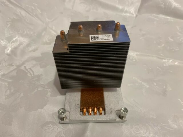 Dell Precision T3500 T5500 T7500 High Performance Primary CPU Heatsink  0U016F