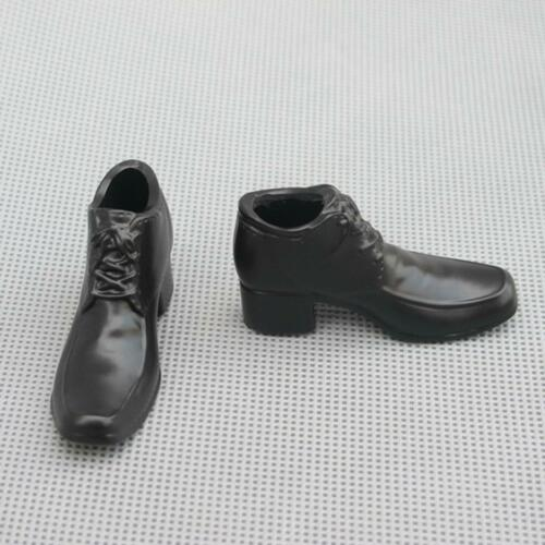 1//6 Scale Mens Boots Shoes for 12-inch Action Figure Accessory Hot Toys Sideshow