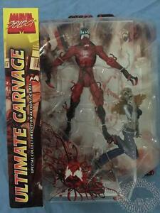 MARVEL SELECT ULTIMATE CARNAGE ACTION FIGURE | eBayUltimate Carnage Marvel Select