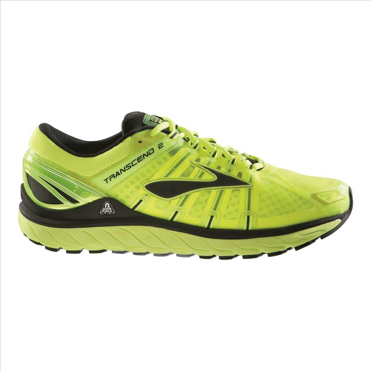 Brooks Transcend 2 Mens Running shoes (D) (713) + Free Aus Delivery