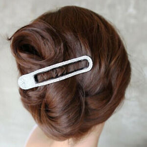 Women-Crystal-Hair-Clips-Claws-Grips-Non-Slip-Hairpin-Headwear-Styling-Tools