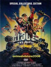 G.I. JOE - The MOVIE - Animated FULL Length Feature Film DVD GI (NEW SEALED)
