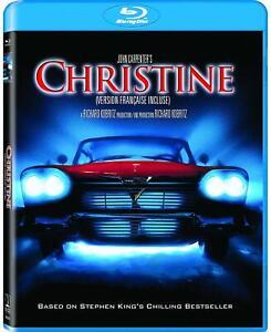 New Horror Blu Ray Christine Stephen King John Carpenter Region Free 43396463042 Ebay