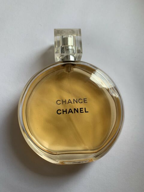 Chanel Chance Women's Perfume Fragrance 100ml EDT Spray Genuine