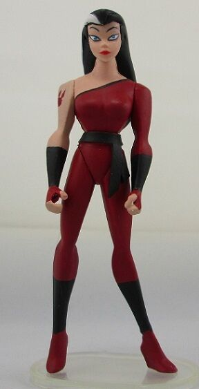 JLU Custom ROT Claw DC Comics