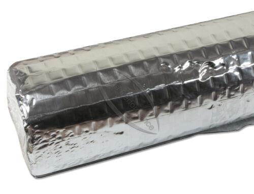 1 x 2m² Alubutyl Insulation Mat Anti droning Mat Bitumen-Replacement Car Door Butyl