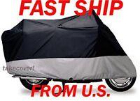 Honda Shadow Aero 1100 B/s Motorcycle Cover Qc- Y