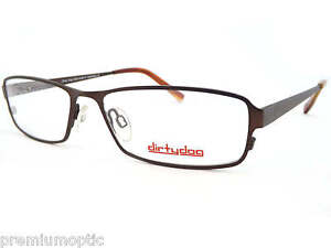 Glasses Frames Dirty : DIRTY DOG reading glasses frames only VELOCITY satin brown ...