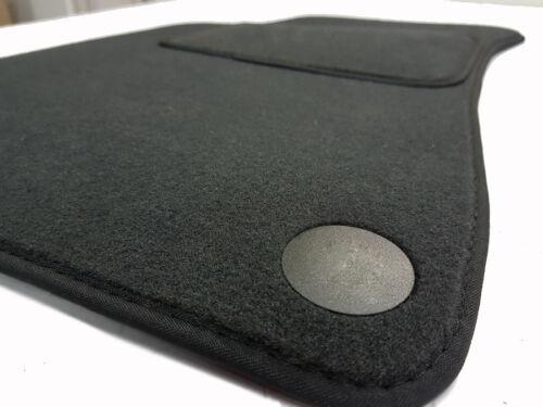 Fußmatten für Mercedes-Benz C-Klasse W204 Original Qualität Velours Automatten
