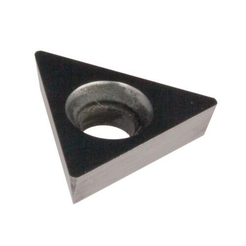10 PCS Dorian 71654 TPGB-21.51-UEN-DPP30GT Carbide Inserts