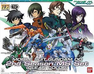 Gundam Base Tokyo Limité Gundam00 00 2ème Saison Transparent Couleur
