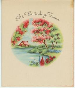 VINTAGE-COUNTRY-HOUSE-NESTLED-IN-SPRING-FLOWER-GARDEN-SPRING-SEASON-CARD-PRINT