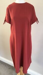 BNWT-Ladies-Marks-And-Spencer-Collection-Sienna-Dress-Size-18