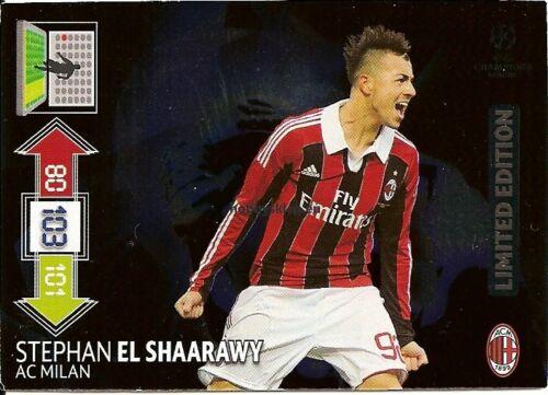 LE-SS LIMITED AC Milan El Shaarawy Stephan LM 2012//13