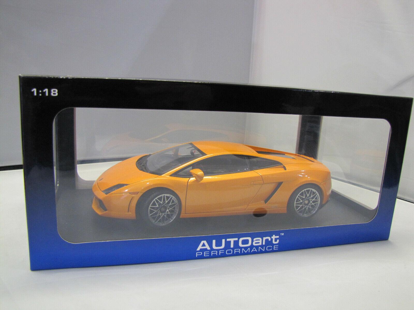 74593 AUTOart Lamborghini Gallardo LP560-4 - orange - 1 18