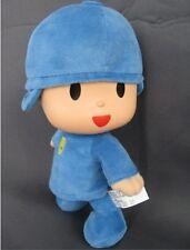 "12"" 30cm PATO Pocoyo ELLY PATO Soft Stuffed Figure Kids Gift Toy Plush Doll Blue"
