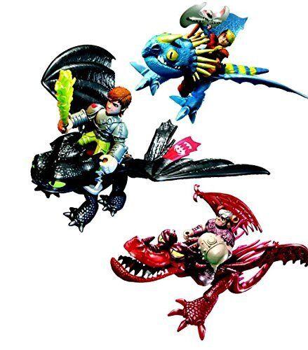 assortiment de modèles. Dreamworks 6037135 Dragons le Dragon Riders