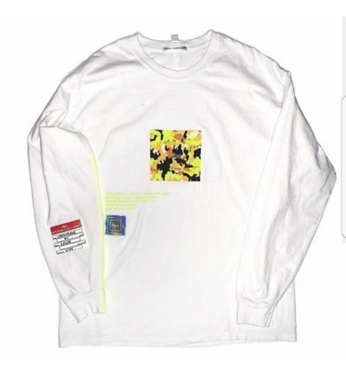 Advisory Board Crystals (ABC) Whitney Andy Warhol Series Longsleeve Shirt