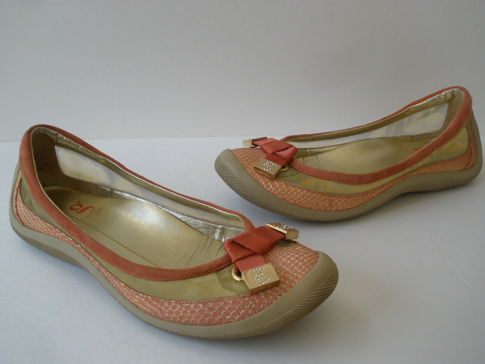 COLE HAAN G SERIES LAB FLATS US 5.5 HOT UNIQUE ONLY 1 ON EBAY VINTAGE