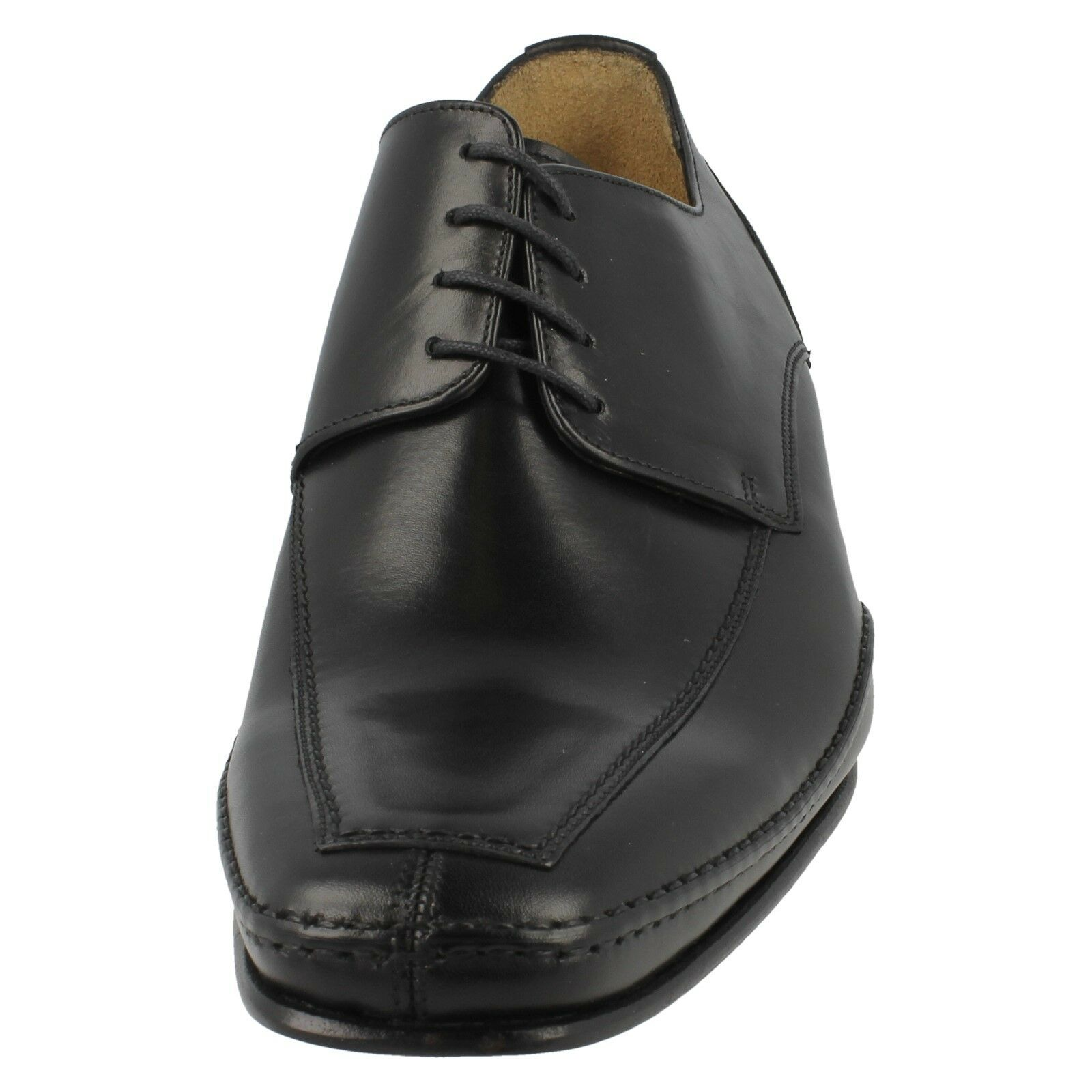 HURST MENS LOAKE LACE UP SMART LEATHER CLASSIC CLASSIC CLASSIC FORMAL OFFICE schuhe Größe 6 - 12 0aaa81