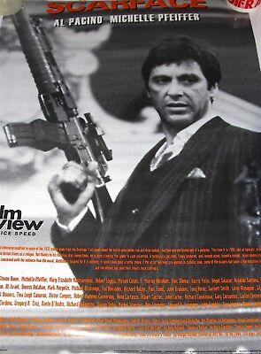 Sunset Scene RARE NEW 24X36 SCARFACE POSTER Al Pacino