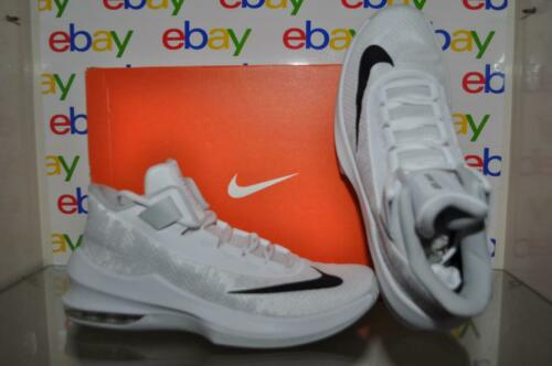 Nike Air Max Infuriate 2 Mid White Mens Basketball Shoes AA7066-100 NIB