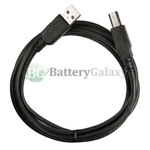 1-100 Lot Compatible with HP PSC All-in-One Printer 6FT USB 2.0 Premium Cable Cord A-B New 5