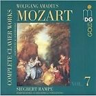 Wolfgang Amadeus Mozart - Mozart: Complete Clavier Works, Vol. 7 (2007)