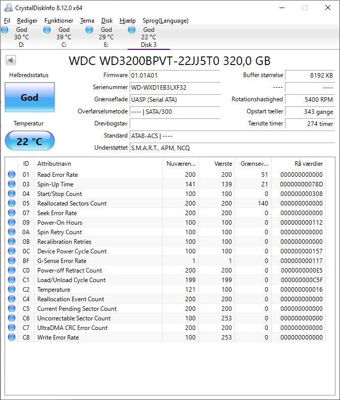 """Western Digital, 2.5"""", Blue Edition"""