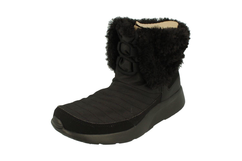 Nike mujer kaishi winter big top trainer botas 807195 zapatos 001