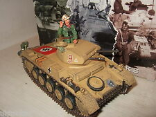Raro Rey and Country AK030 Panzer 11 The age of Comandante Figura in 1:30 Escala
