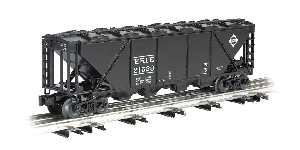 NIB O Bachmann/Williams 47622 Quad Hopper Erie  21528